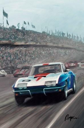 Legendary Cars and Men Who Race Them