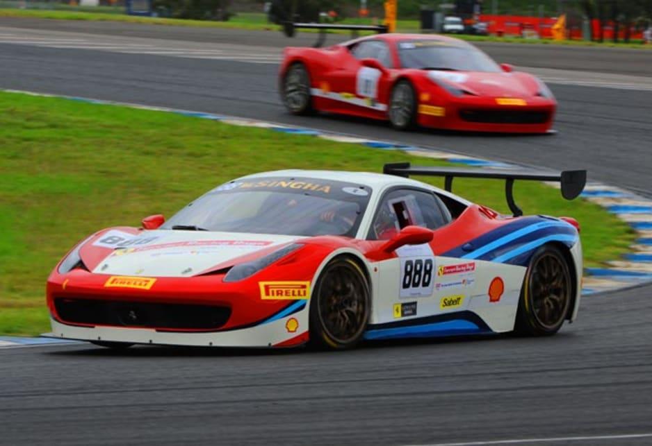Đánh giá ngày đua Ferrari 2011