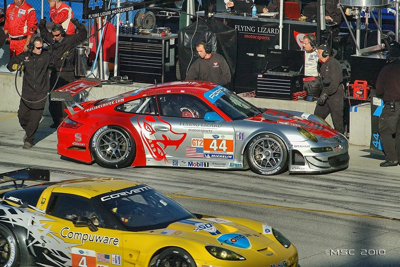 American Le Mans Montereypresented Patron