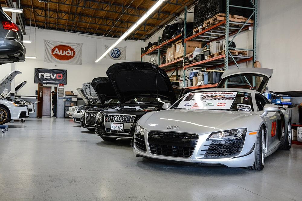 Câu lạc bộ Audi Golden Gate