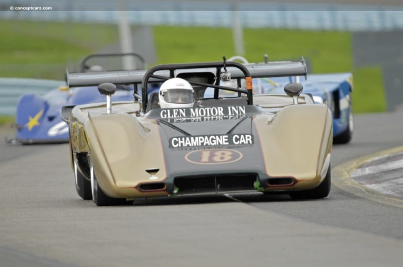 Can Am Group Provides Thunderous Return Monterey