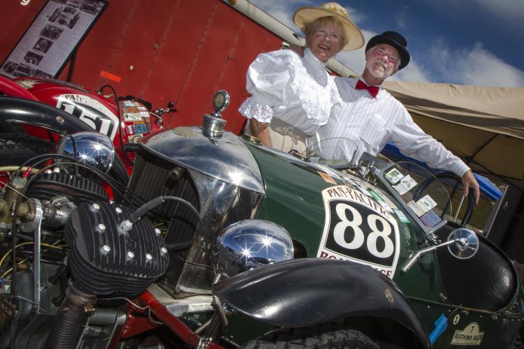 Ladies Touch Rolex Monterey Motorsports đoàn tụ