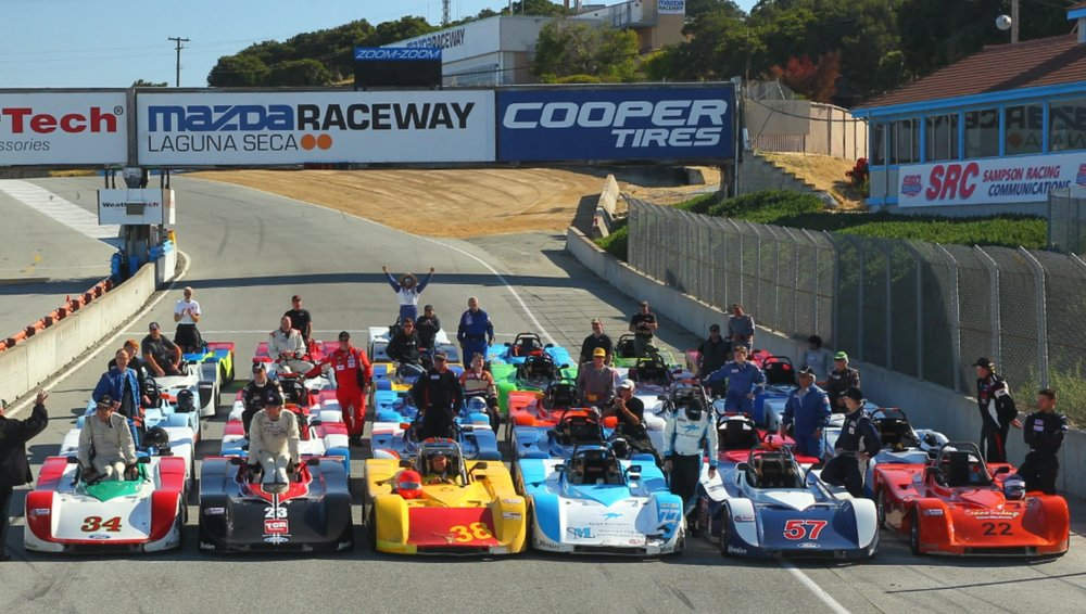 Modspace Becomes Official Modular Office Supplier Mazda Raceway Laguna Seca