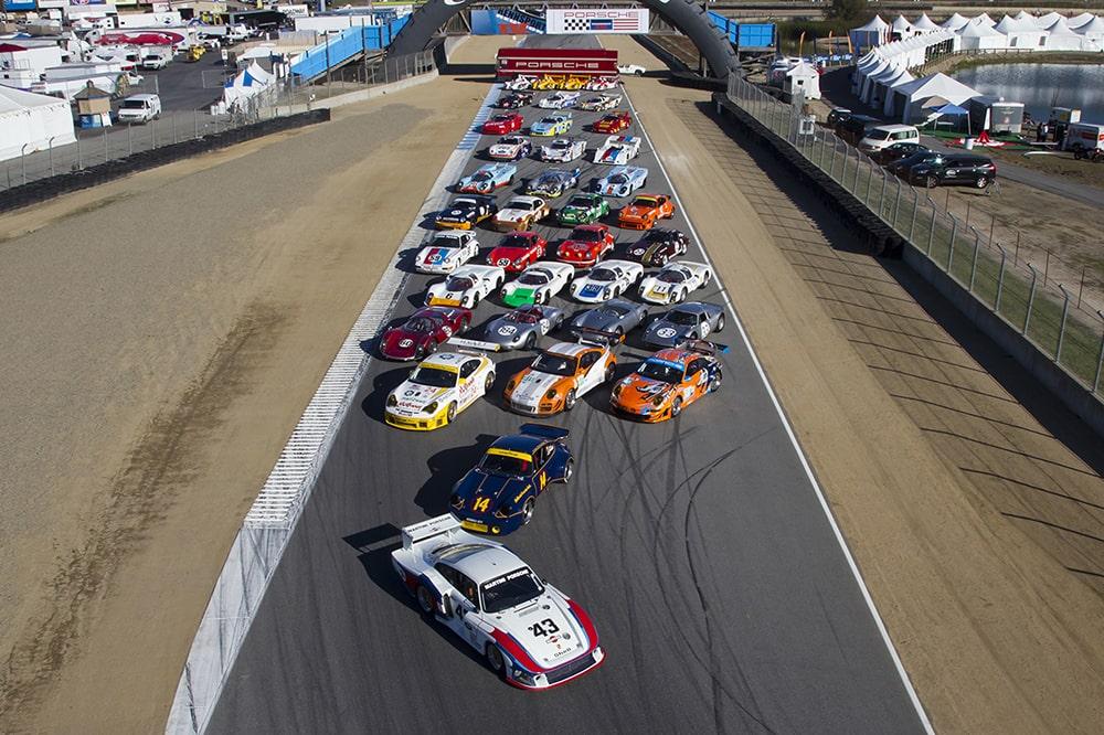 Porsche Rennsport V