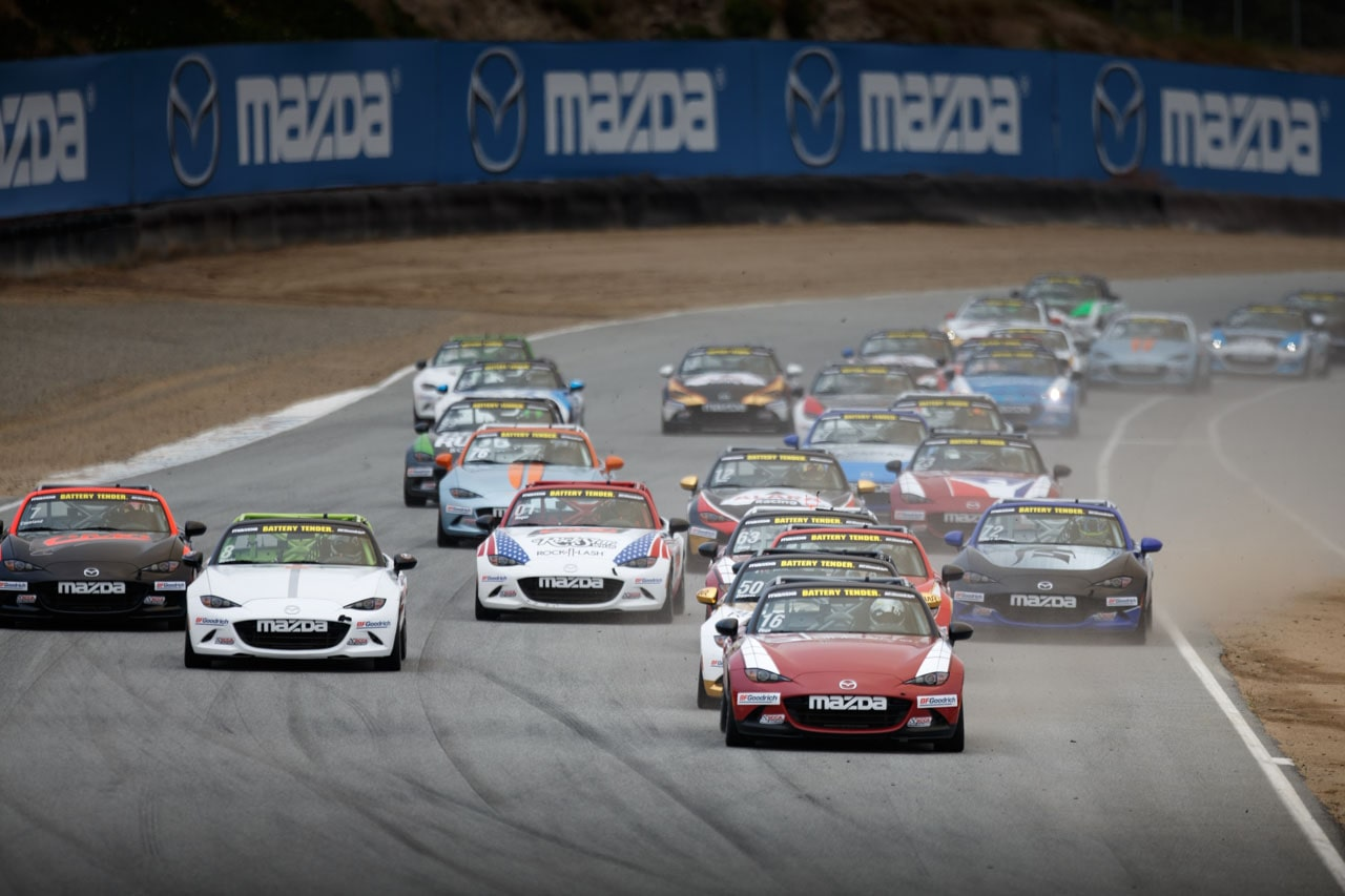 BMW be Honored Featured Marque 2016 Rolex Monterey Motorsports Reunion August 18