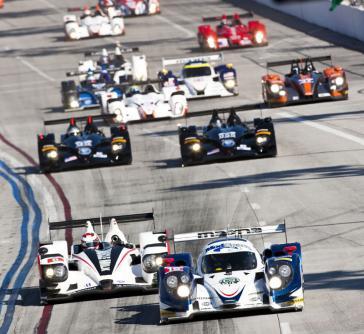 Modspace American Le Mans Monterey Trình bày lịch trình sự kiện bảo trợ