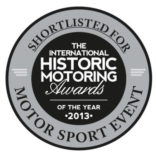 Rolex Monterey Motorsports Reunion Named a Finalist for Prestigious Award